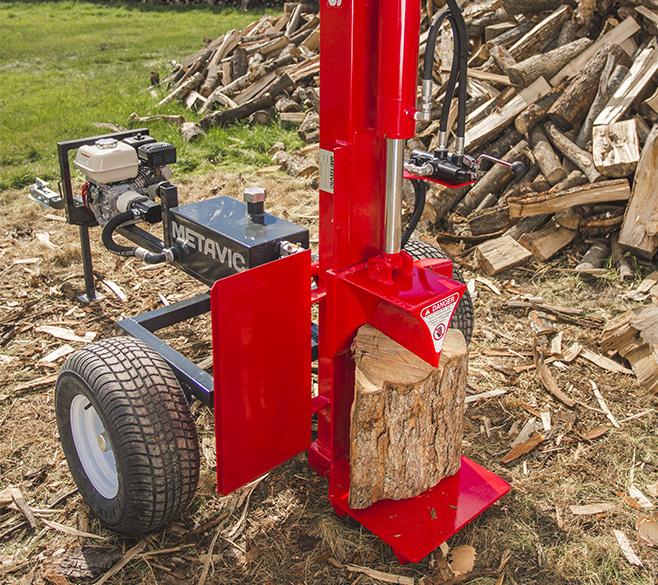 wood splitter - fendeuse à bois