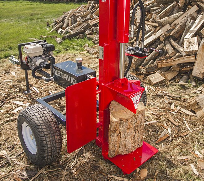 wood splitter - fendeuse à bois